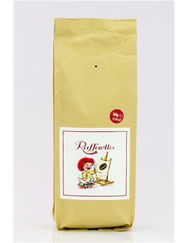 káva mletá Raffaello 125g