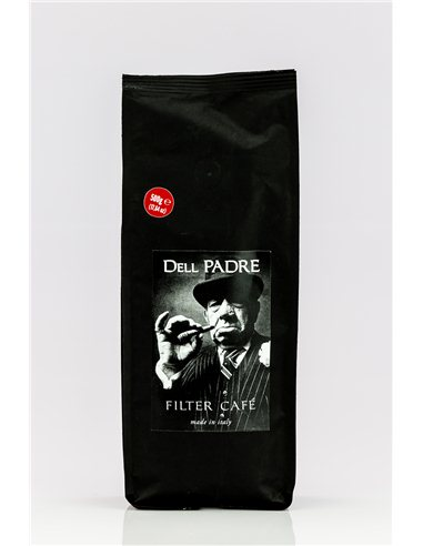 káva mletá Dell Padre 500g