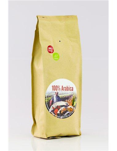 káva mletá 100% Arabica 250g
