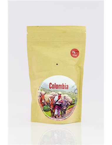 káva mletá Colombia 500g