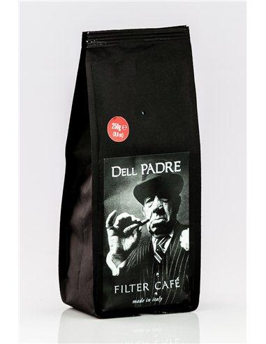 káva mletá Dell Padre 250g