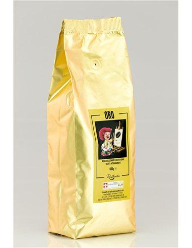 káva zrnková GOLD 250g