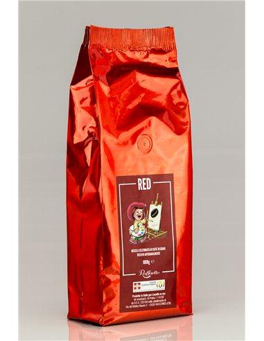 káva zrnková RED 1kg