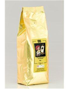 káva zrnková GOLD 125g
